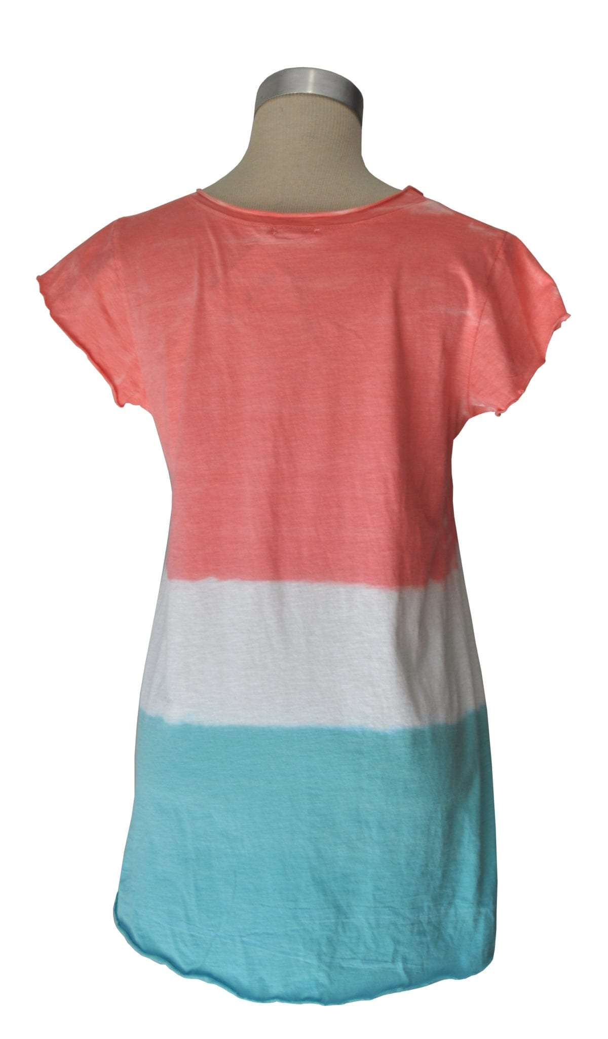 3-Tone striped t-shirt