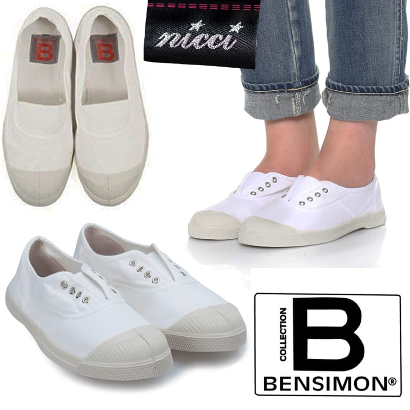Bensimon tennis elasticated