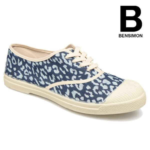 Bensimon animal lace-up