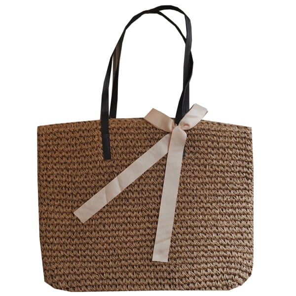 Shopper basket bag