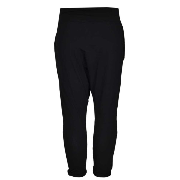 Cocoon panel pants