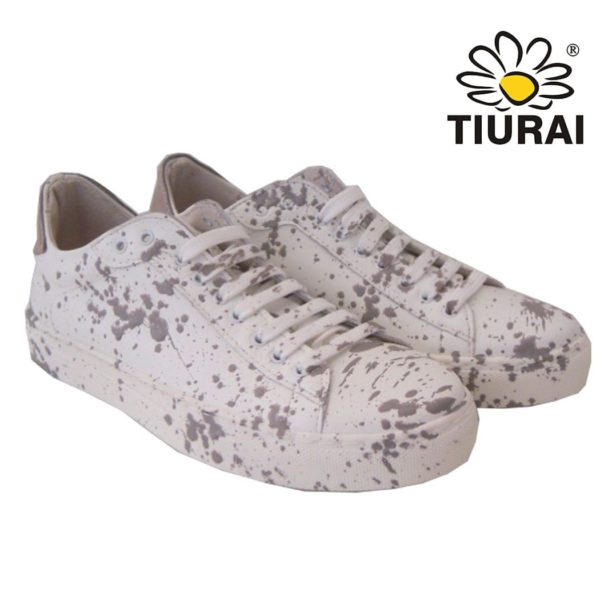 Tiurai Paint splash sneaker