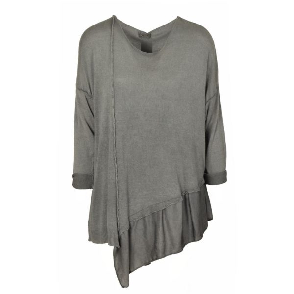 2-Textured asymmetrical top