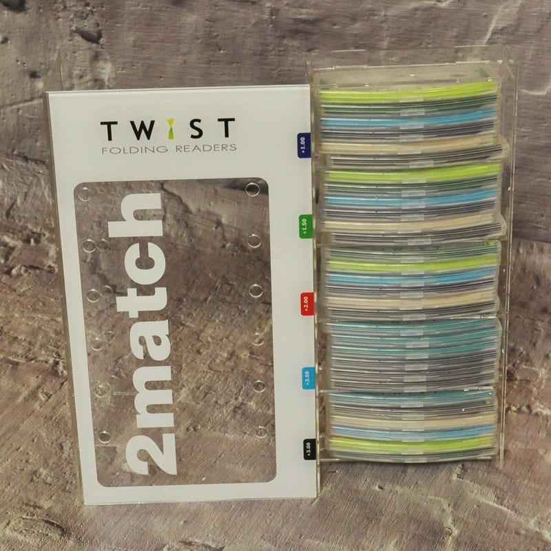 TWIST Folding Readers