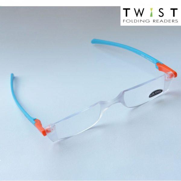 TWIST Folding Readers
