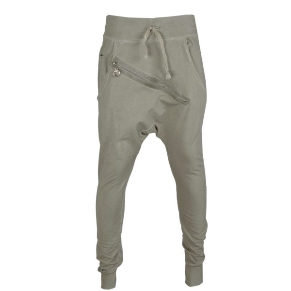 Harem zip track pants