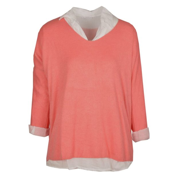 Double layered t-shirt