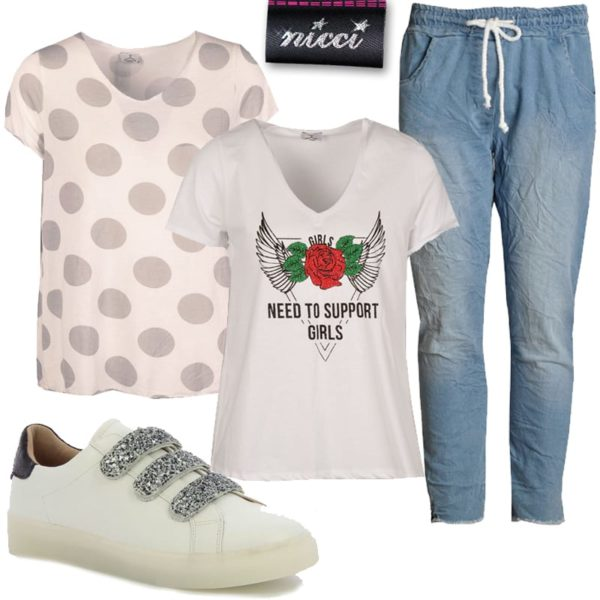 Rose print short sleeve t-shirt