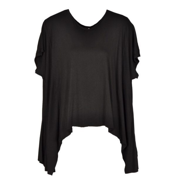 Boxy pointed top