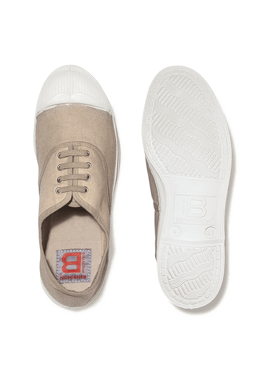 Bensimon lace up