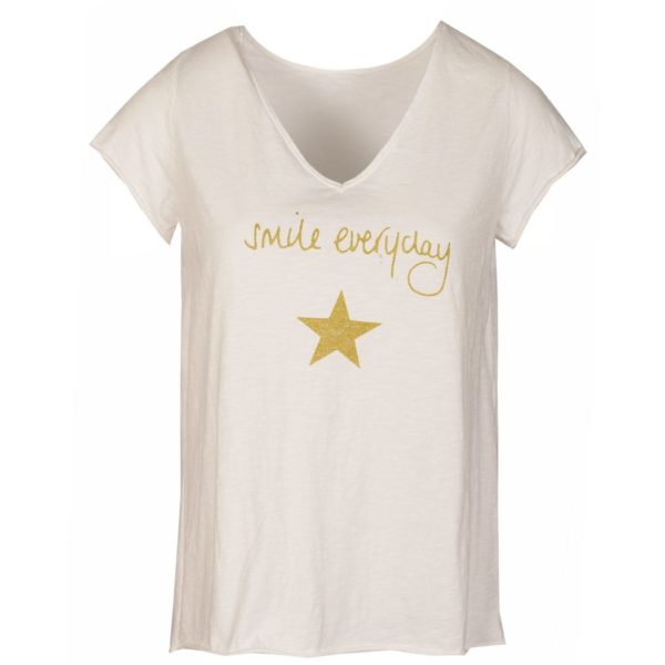 Smile everyday t-shirt