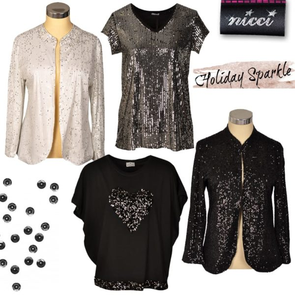Full sequin jacket