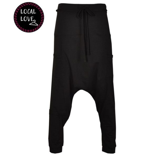 Cocoon Harem panel pants