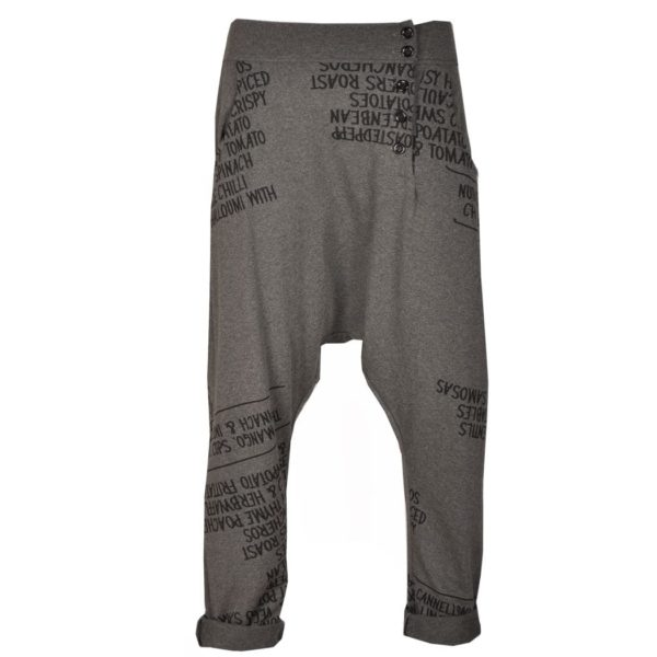 Word harem pants