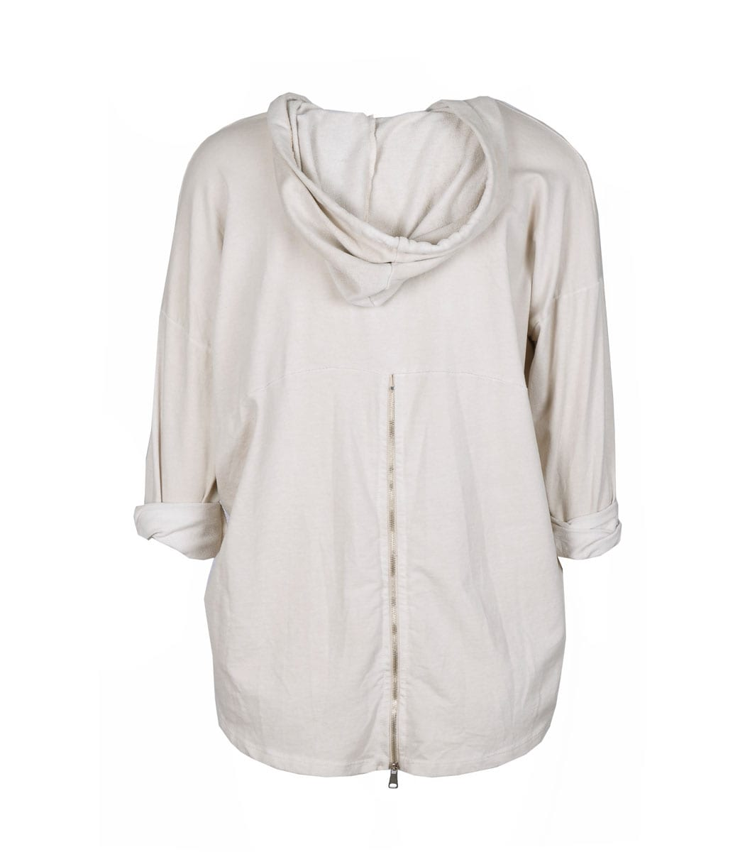 Daily style hoodie top