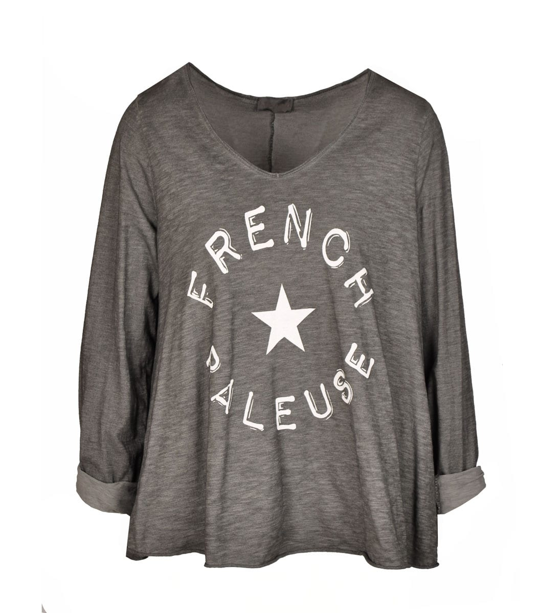 French Raleuse t-shirt