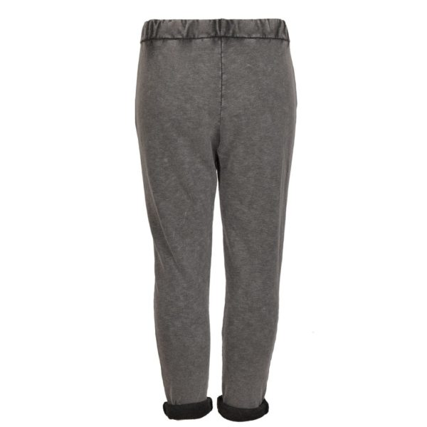 Button trackpants