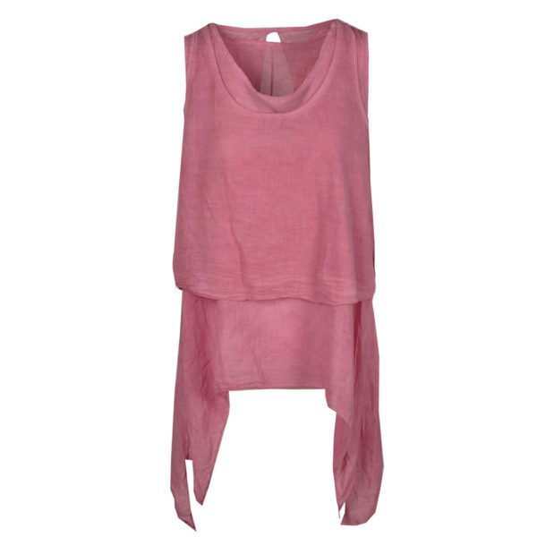 Double layer pointy top